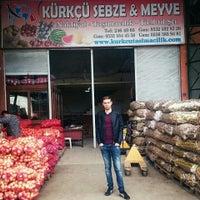Photo taken at Kürkçü Meyve Sebze Taşımacılık İthalat İhracat LTD ŞTİ by Niyazi K. on 4/12/2016