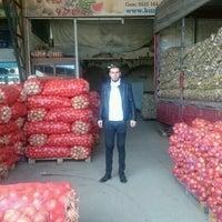 Photo taken at Kürkçü Meyve Sebze Taşımacılık İthalat İhracat LTD ŞTİ by Niyazi K. on 3/1/2017