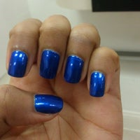 Photo taken at Reflections Nails by Larianne T. on 2/28/2013