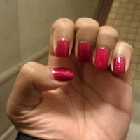 Photo taken at Reflections Nails by Larianne T. on 12/31/2012