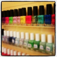 Photo taken at Reflections Nails by Larianne T. on 11/1/2012