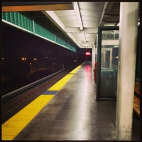 Photo taken at Bay Fair BART Station by Stephen F. on 2/14/2013