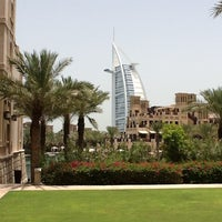 Photo taken at Souq Madinat Jumeirah by James C. on 7/9/2013