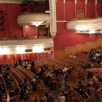 Снимок сделан в Новая опера пользователем Elena A. 1/6/2013