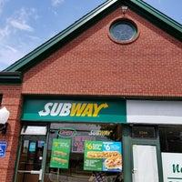 Photo taken at Subway by Thomas Z. on 10/7/2017