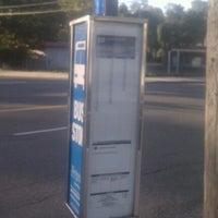 Photo taken at 60 Bus Stop by Thomas Z. on 10/17/2012