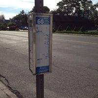 Photo taken at 60 Bus Stop by Thomas Z. on 6/20/2014