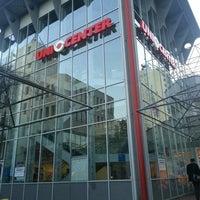 Photo taken at Uni-Center by Meryem on 10/1/2012