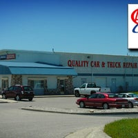 Photo taken at Quality Car & Truck Repair by Quality Car & Truck Repair on 3/15/2017