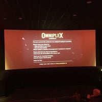 Photo taken at Omniplex Cinema by Amina A. on 2/23/2017