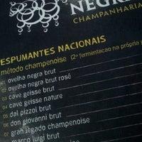 Foto tirada no(a) Champanharia Pata Negra por Flávia O. em 12/12/2012