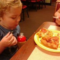 Photo taken at Cicis by Jason S. on 9/23/2012