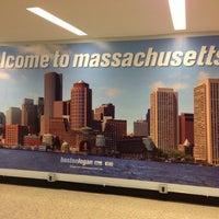 Photo taken at Four Points by Sheraton Boston Logan Airport by Kyle M. on 10/27/2012