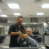 Photo taken at Town Center Barber by Jeffrey H. on 12/1/2016
