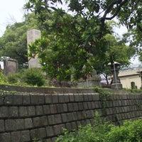 Photo taken at 佐古招魂社 by Hiromi K. on 6/25/2014