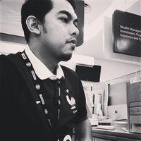 Photo taken at Maybank by Farhan A. on 6/21/2014