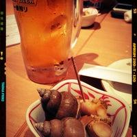Photo taken at 魚屋の居酒屋 日本橋魚錠 by まじき on 6/26/2013