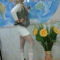 Photo taken at Турагенство Культтура by Kate M. on 11/6/2012