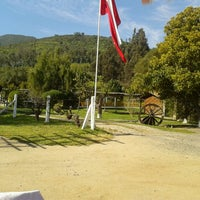 Photo taken at Rancho Carolina by Veronica A. on 9/22/2012