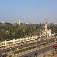 Photo taken at Sheraton Montazah Hotel by Mahmoud H. on 1/18/2013