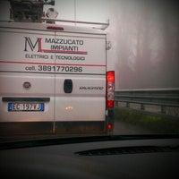 Photo taken at A4 - Venezia - Milano by Princess F. on 1/29/2013