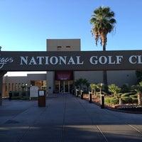 Photo taken at Las Vegas National Golf Club by Debbie on 10/19/2013