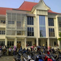 Photo taken at Gedung RKB D UTM by Ekaa R. on 4/3/2013