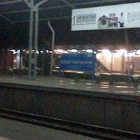 Photo taken at KTM Line - Bandar Tasik Selatan Station (KB04) by Sabiq H. on 6/20/2013