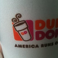 Photo taken at Dunkin Donuts by Danalyn G. on 3/17/2013