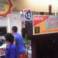 Photo taken at Extra by YSAAC M. on 1/15/2013