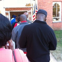 Photo taken at Greater Middle Baptist Church by Chenyll S. on 10/31/2012