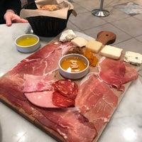 Photo taken at La Pizza & La Pasta @ Eataly by Christine W. on 5/14/2017