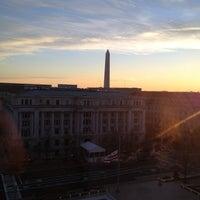 Photo taken at JW Marriott Washington, DC by Lisa D. on 12/23/2012