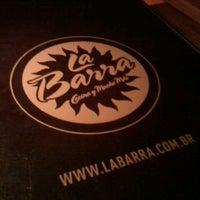 Foto tirada no(a) La Barra por Larissa V. em 5/25/2013