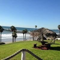 Photo taken at Beachcomber Motel by Jennifer B. on 12/27/2012