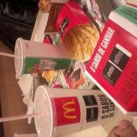 Photo taken at McDonald's by Matheus C. on 5/6/2013