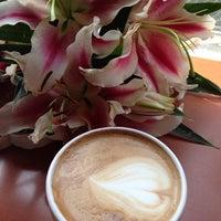 Photo taken at Café Descartes by Azadeh on 3/20/2014