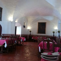 Photo taken at Hosteria Del Convento by Ia G. on 10/13/2012