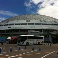 Photo taken at Nagoya Dome by Masamichi S. on 6/13/2013