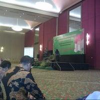 Photo taken at Novotel Palembang Hotels & Residence by mee m. on 10/9/2012