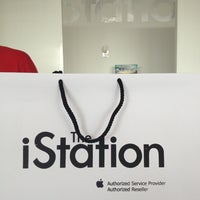 Photo taken at The iStation by Ricardo Á. on 7/9/2013