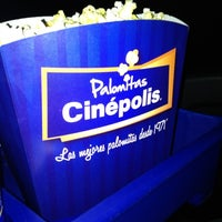 Photo taken at Cinépolis by Miguel C. on 10/4/2012