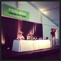 Photo taken at Food & Wine Classic by Natalie W. on 6/15/2013
