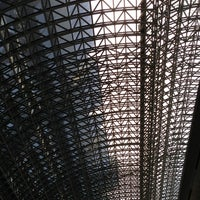 Photo taken at Kyoto Station by japlj on 3/15/2013