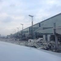 4/28/2013 tarihinde Dirk S.ziyaretçi tarafından Terminal 2'de çekilen fotoğraf