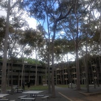 Photo taken at Macquarie University by Marj on 10/13/2012