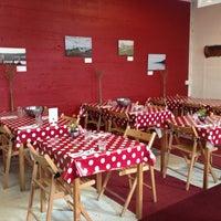 Photo taken at Restaurant Galdur -Hólmavík by Sigurður A. on 9/22/2013
