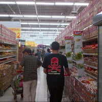 Photo taken at Carrefour by Albertus A. on 5/13/2013