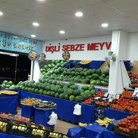 Photo taken at Dişli Sebze Meyve Halk Pazari by Mücahit G. on 5/28/2016