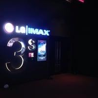 11/27/2014 tarihinde TYFNziyaretçi tarafından Cinemaximum'de çekilen fotoğraf
